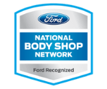 Ford Recognized National Body Shop Network badge