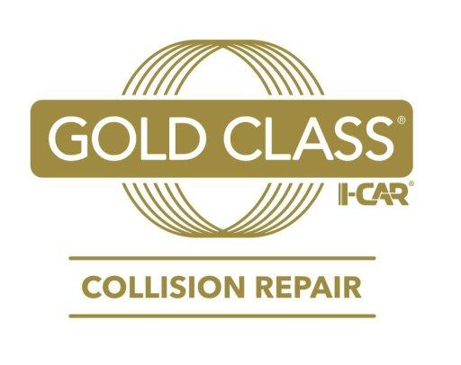 I-Car Gold Class Collision Repair