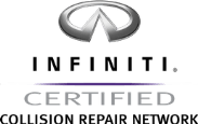 Infiniti Certified Collision Repair Network