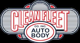 Clean Fleet Auto Body logo